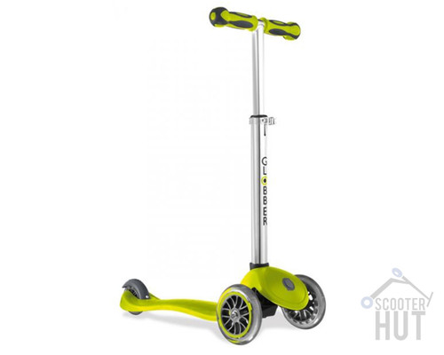 Globber 3 Wheeled Kids Scooter - Lime