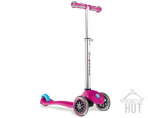 Globber 3 Wheeled Kids Scooter - Pink