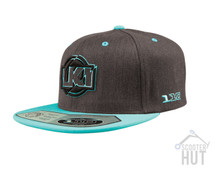LKI Shattered Cap | Teal / Black