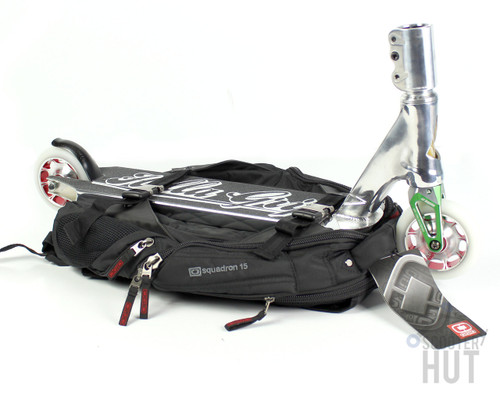 OGIO Squadron 15 Backpack w/ scooter