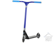 Grit Invader 125 complete scooter 2016 | Black / Blue