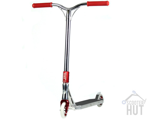 Custom Scooter | Shining, The Takeover | Red