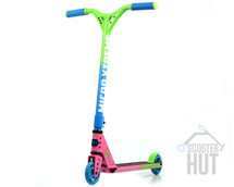 Micro Mx Trixx Rainbow Scooter | Green