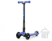Maxi Micro Scooter | Foldable | Blue