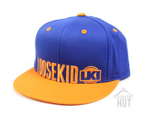LKI Immerse Snapback Cap Youth | Royal Blue