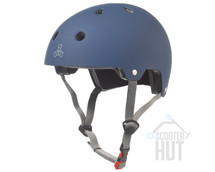 Triple 8 Certified Brainsaver Helmet | Blue Rubber