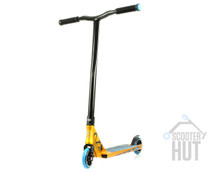 Crisp Ultima Scooter 2016 | Gold / Black Gold Metallic