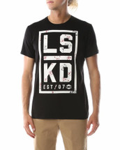 LKI Authentic Tee | Black