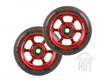 Rogue Gummy 110mm Wheels | Black / Red