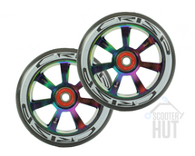 Crisp Hollowtech 110mm Wheels | Neochrome | PAIR