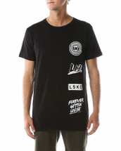 LKI Enforce Tee | Black