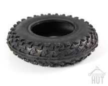 Grit Dirt Tyre | Black