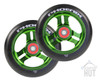 Phoenix Pro Scooters 3-Spoke Scooter Wheels - Green