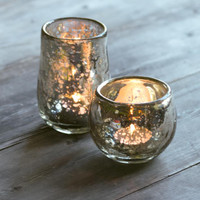 Rustic Gold T-Light