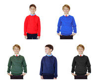 Organic Cotton School Unisex Sweatshirt