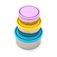 Trio Containers Set of 3 in Sky - U Konserve