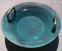 Tibetan Magical Bronze Bowl