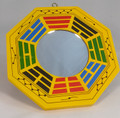 Quad-Color BaGua Mirror