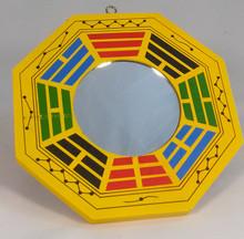 Quad-Color BaGua Mirror