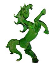 Green Glass Horse (FSE-LK-GGH)