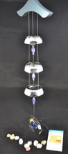Feng Shui Crystal Bells (FSE-WC-FSCB)