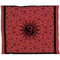 OM Sweet Om Bedspread/Tablecloth