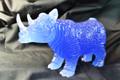Feng Shui Blue Rhinoceros