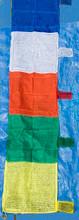 Vertical 5-Element Wind Horse Prayer Flags