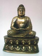 Classic Buddha, Bronze, 6.5 in.