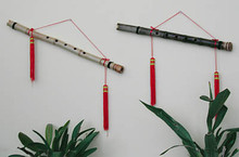Flutes are used to raise Ch'i, to generate supportive strength, promote peace and safety, fend off evil spirits and nullify or banish the negative energy of those who harass you or want to harm you.
