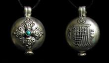 Kalachakra Protection Amulet