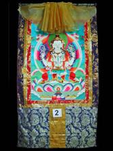 Chenrezig - Thangka #2