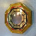 Trinity Convex Bagua Mirror
