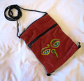Tibetan Eyes of Buddha Bag