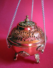 Hanging Incense Burner