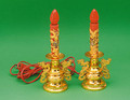Traditional Altar Lights - pair - NO LONGER AVAILABLE