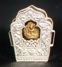 Buddha Shrine, portable Gau