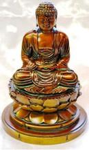 'Bronze' Buddha