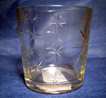 These glass votive candle holders are very popular because of their simplicity.