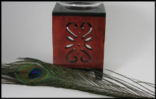 Aromatherapy Scrollwork Oil Diffuser