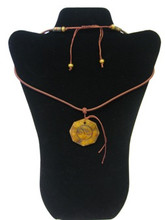 Silk Bagua Necklace