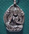 Silver Tara Pendant