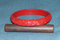 DragonWear Cinnabar Luck Dragon Bracelet