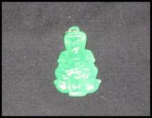 Kuan Yin Jade Necklace