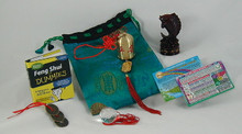 Feng Shui Wealth Kit - A Great Collection of Wealth-Enhancing Items!