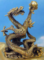 Incredible Brass Dragon
