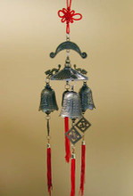 Pagoda Bell for Peace and Protection