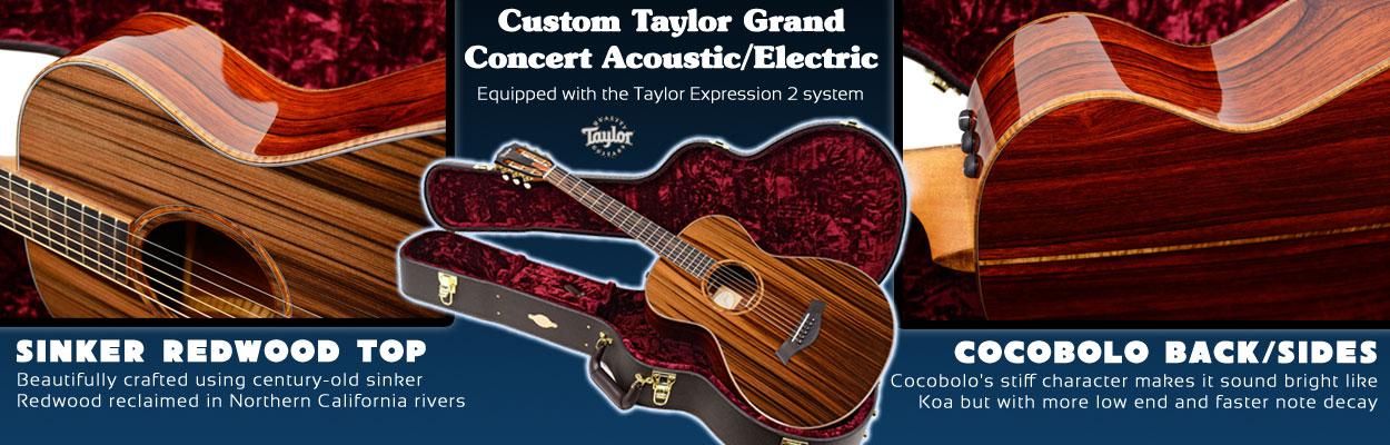 Custom Taylor Guitar
