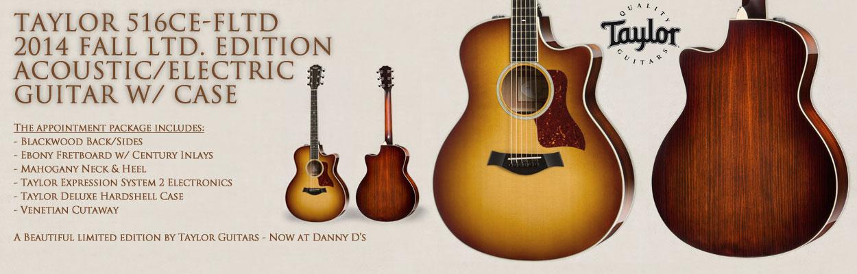 Taylor 516CE-FLTD