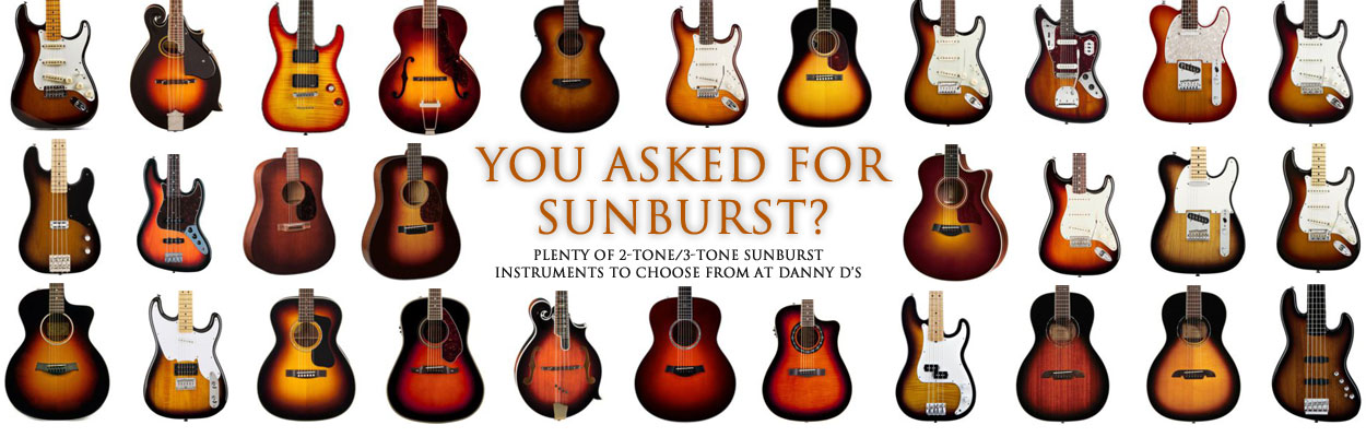 Sunburst Guitars